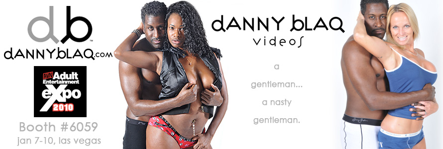 Danny Blaq Videos AVN 2010 Booth #6059