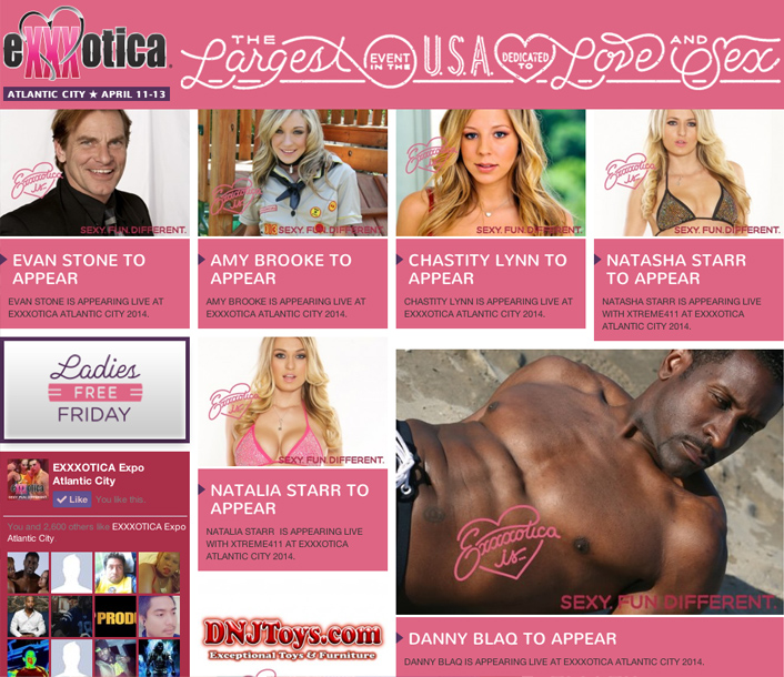 Exxxotica Atlantic City Danny Blaq