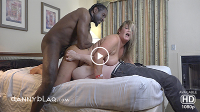 Paypig Cuckold Eats BBC Creampie Out of PAWG MILF